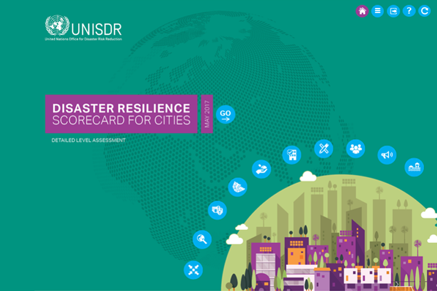 City Disaster Resilience Scorecard