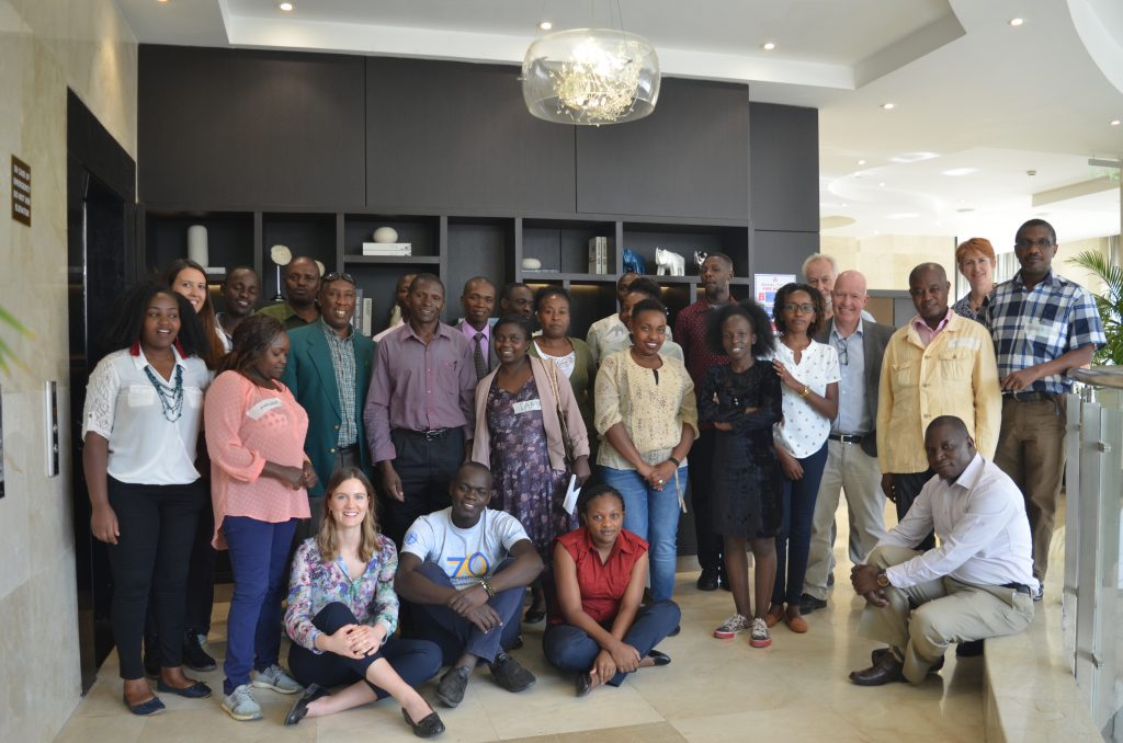 DARAJA consortium partners hold successful two-day co-design workshops in Nairobi and Dar es Salaam