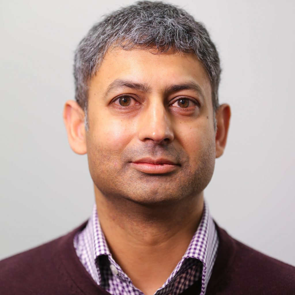 Niraj Saraf joins Resurgence in Head of Strategy secondment