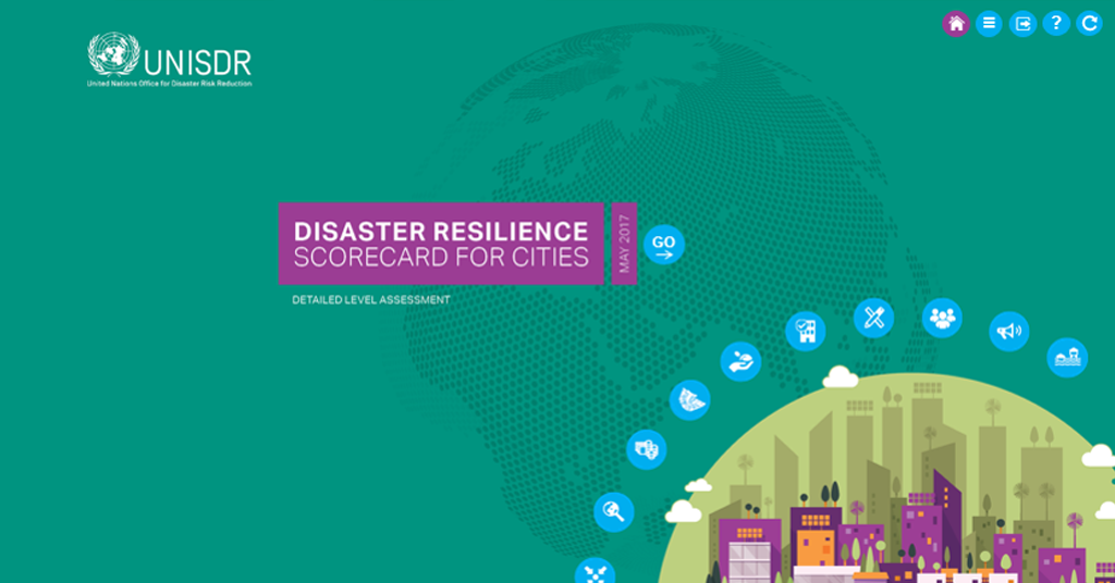 Deploy the Disaster Resilience Scorecard for your risk and resilience action planning.