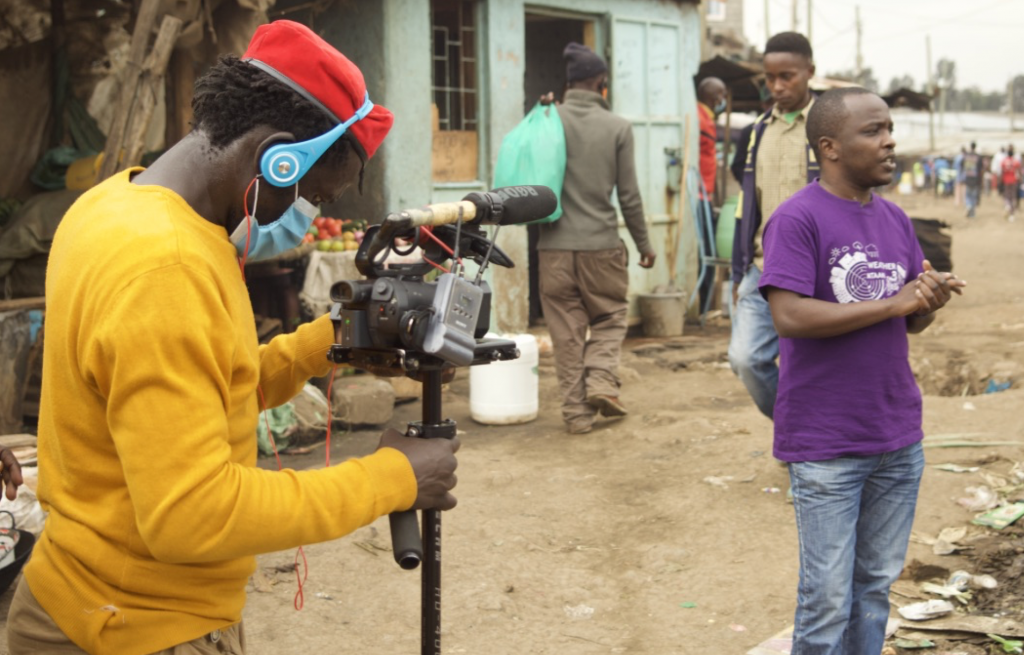 How a pioneering African film captured a community's climate resilience