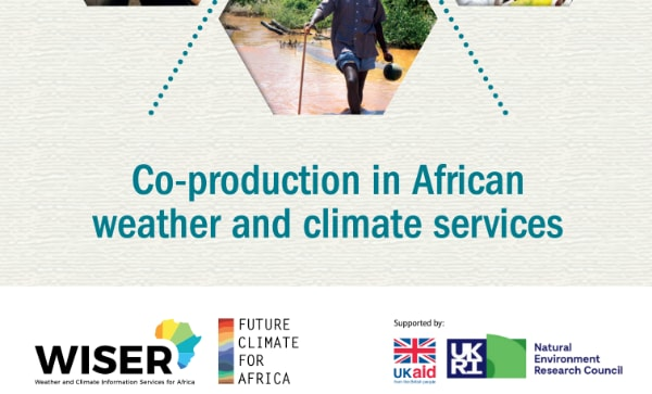 DARAJA study: Co-designing weather and climate information services for and with Urban Informal Settlements in Nairobi and Dar es Salaam